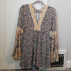 Freepeople Once Upon A Time Romper
